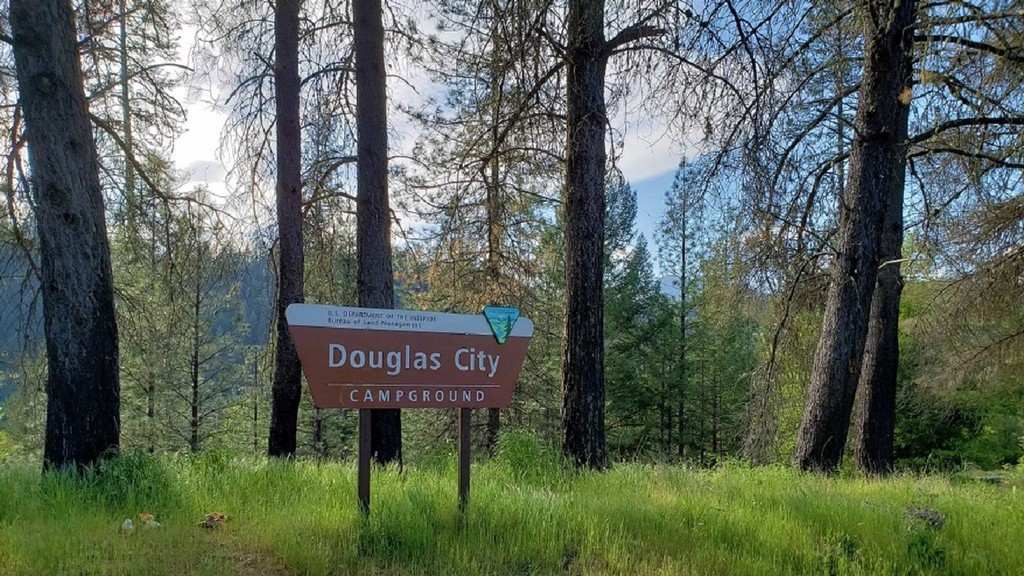 Review of Douglas City Campground in the Shasta-Trinity National Forest