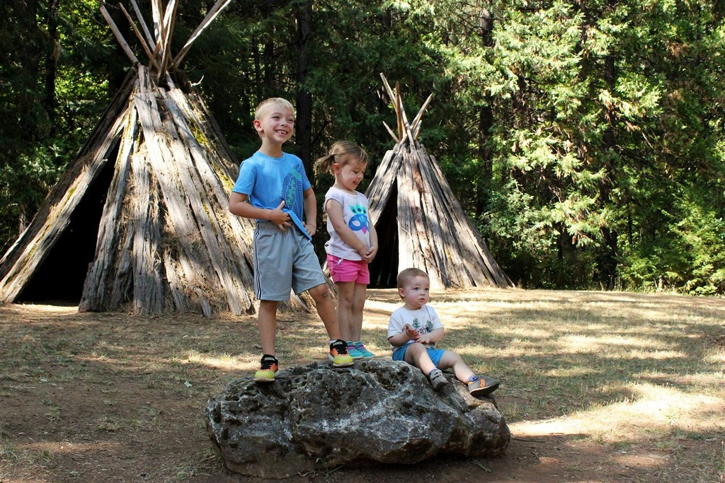 Where is the Perfect Campground in California for Kids